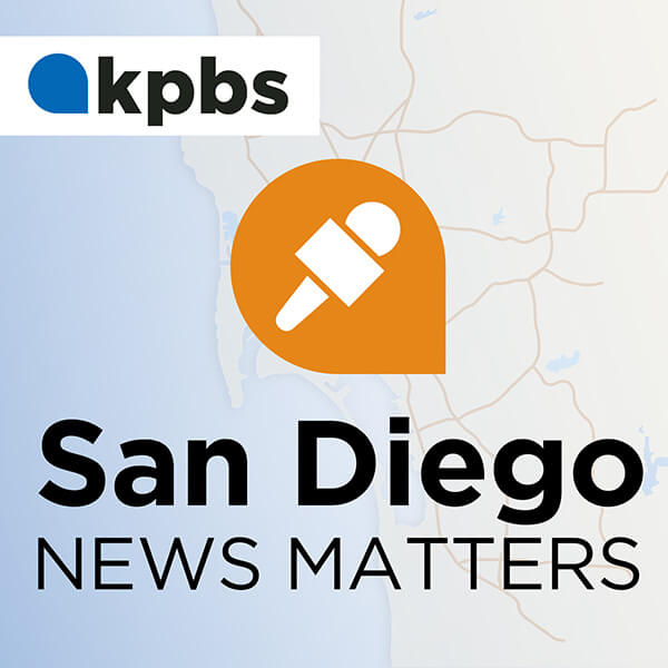 Questions news San Diego podcast branding