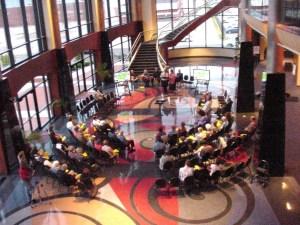 9-11 2004 Interfaith Service carla