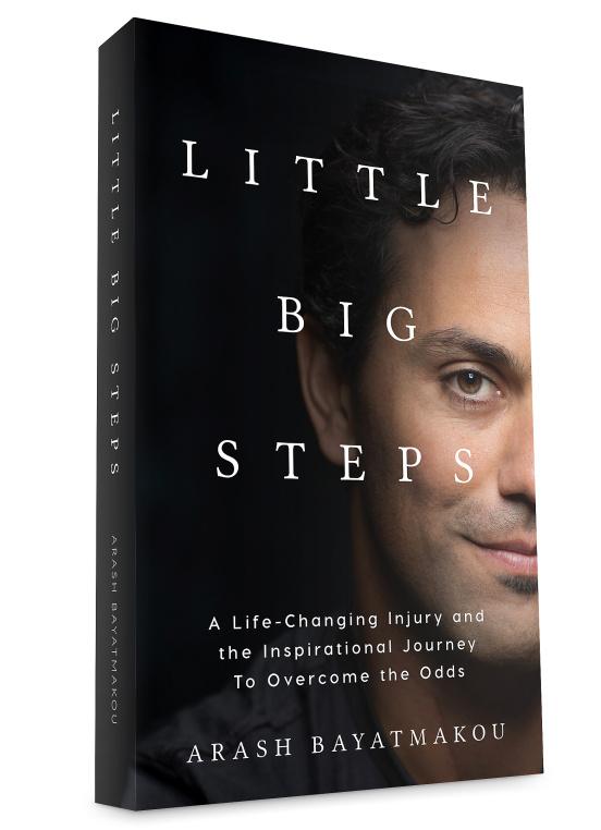 Little Big Steps by Arash Bayatmakou