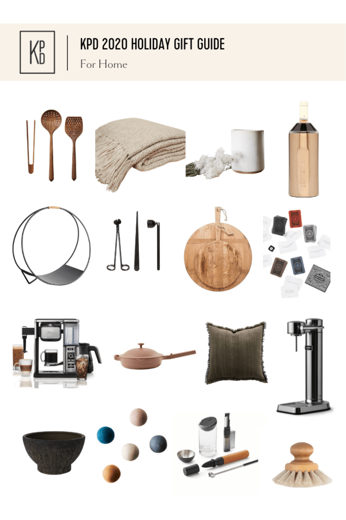holiday gift guide for the home