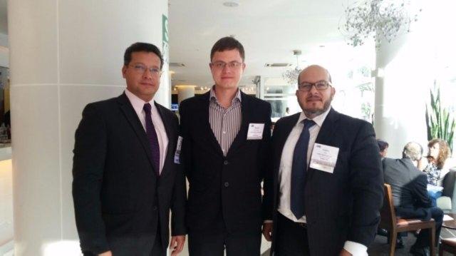 Разработки ученых САЕ 'ЭкоНефть' заинтересовали ряд латиноамериканских нефтяных компаний ,САЕ, ЭкоНефть, ИГиНГТ, Химический институт, SPE, конференция, тяжелые нефти, добыча, ecopetrol, Латинская Америка
