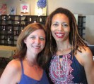 My friend Shay of Eco Glass Studios helped me get my foot in the door at Savor. Thanks Shay!