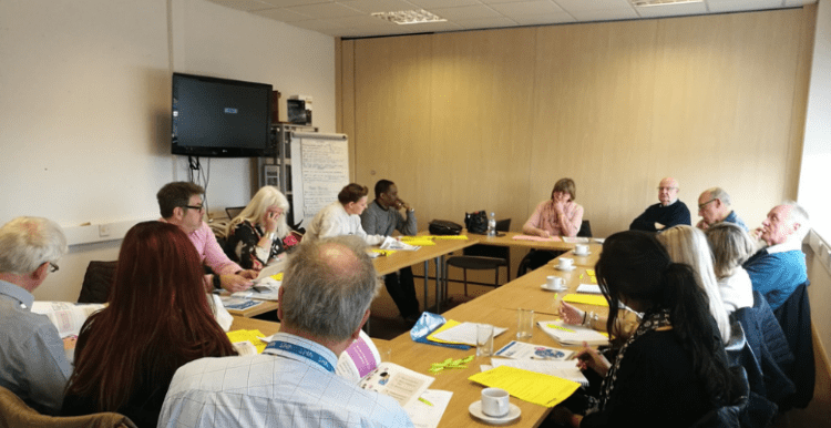 Patient and carer learning
