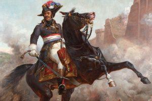 Painting of Alexandre Dumas
