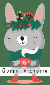 Christmas Clue Queen Victoria