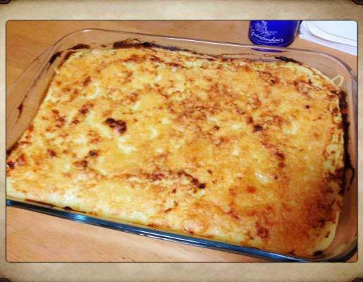 The best Hachis Parmentier recipe made with awesome mashed potato