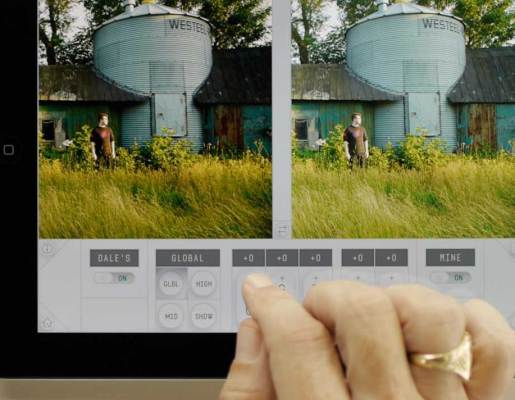 Discover or re-discover what color timing is with this awesome new iPad app