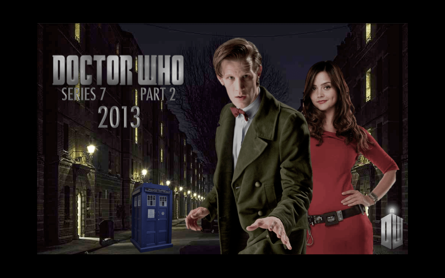 Steve S Blog The Second Part Of The 7th Season Of Doctor Who S