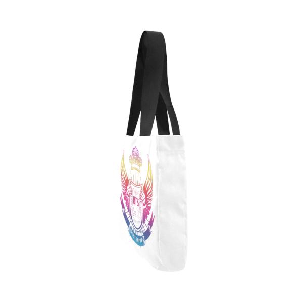 BTS Logo Canvas Tote Bag