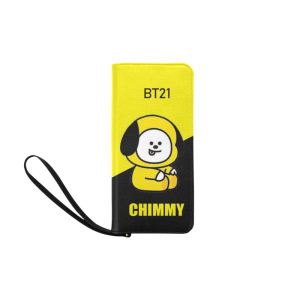 BT21 Chimmy Clutch Purse