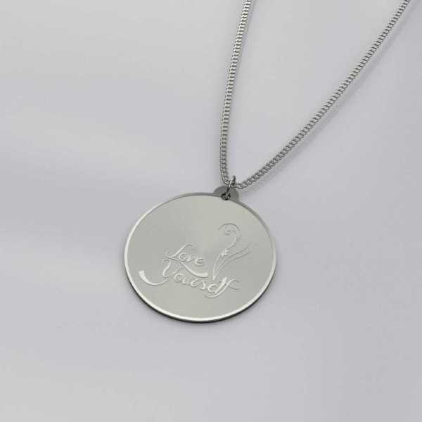 BTS Love Yourself Casual Necklace