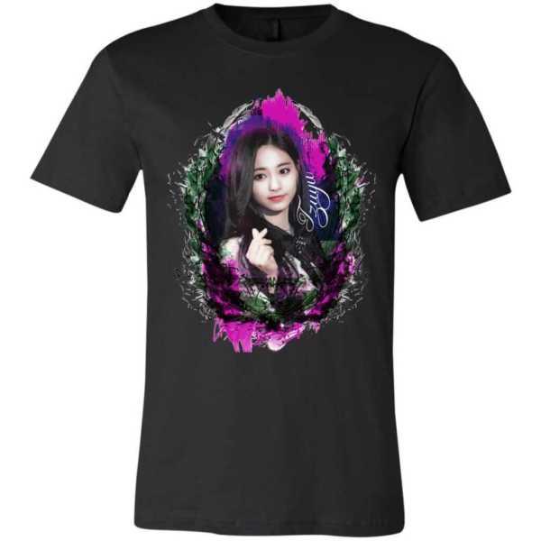 Twice Tzuyu Unisex Jersey T-Shirt