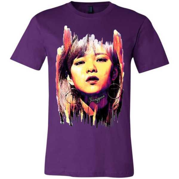 Twice Jeongyeon Unisex Jersey T-Shirt