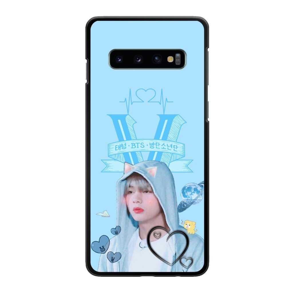 BTS V Samsung Mobile Cover