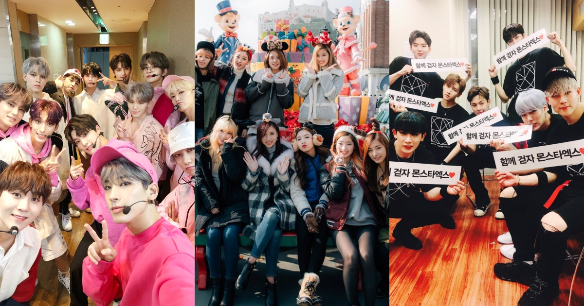 SEVENTEEN, TWICE, and More: These are the Best-Selling K-Pop Groups That Debuted in 2015 on Gaon