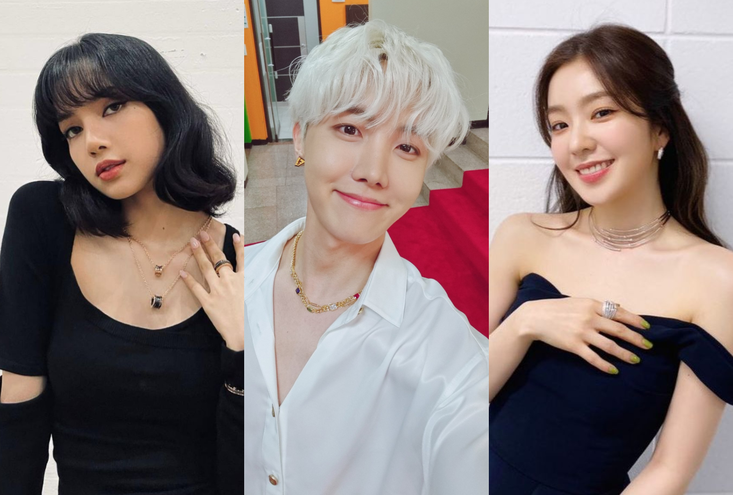 These Idols Included in the World's 'Top Face Handsome and Beautiful' This 2021
