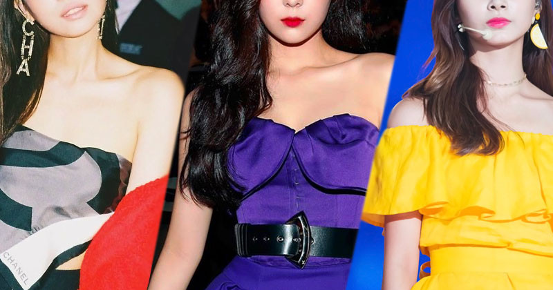 5+ Female Idols with Perfect Shoulder Lines That Make Everyone Jealous