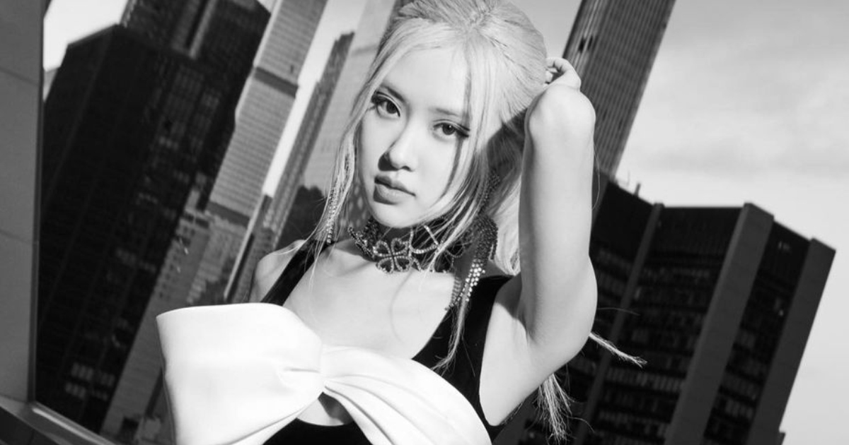 BLACKPINK Rosé Fansite Spends Over $35,000 To Take Photos of The Idol at the 2021 Met Gala