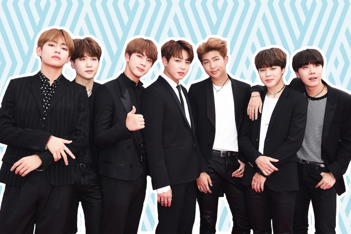 BTS Menangkan 'International Artist' di '2017 Teen Choice Awards'