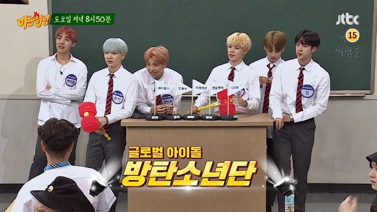 Kocaknya BTS di Episode 'Knowing Brother' Mendatang