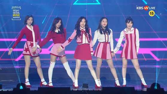 Red Velvet dan Black Pink