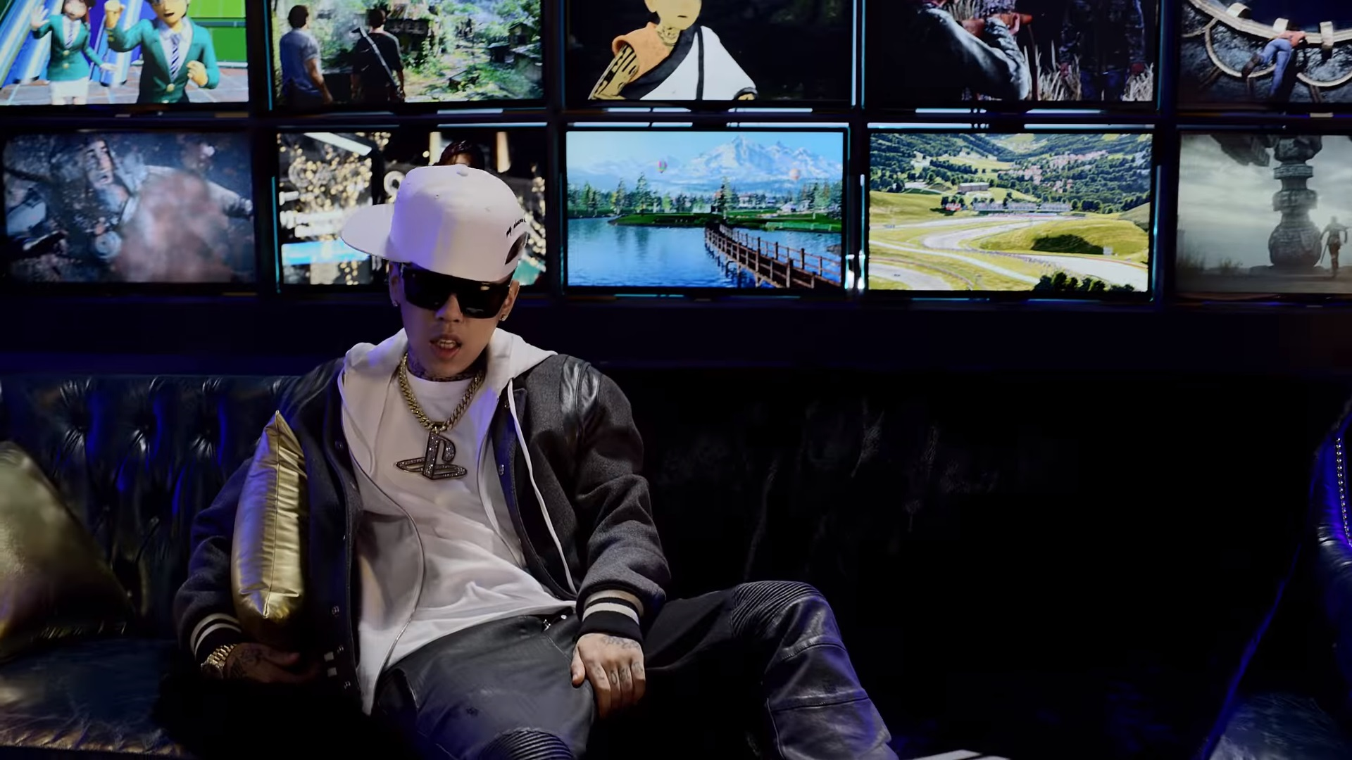 Rapper Dok2 Kolaborasi Bersama Playstation di MV 'Only On'