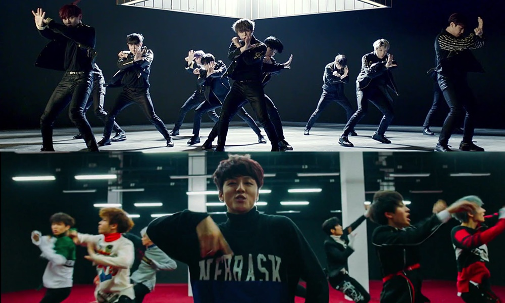 Wanna One Dituding Menjiplak Lagu Debut SF9?