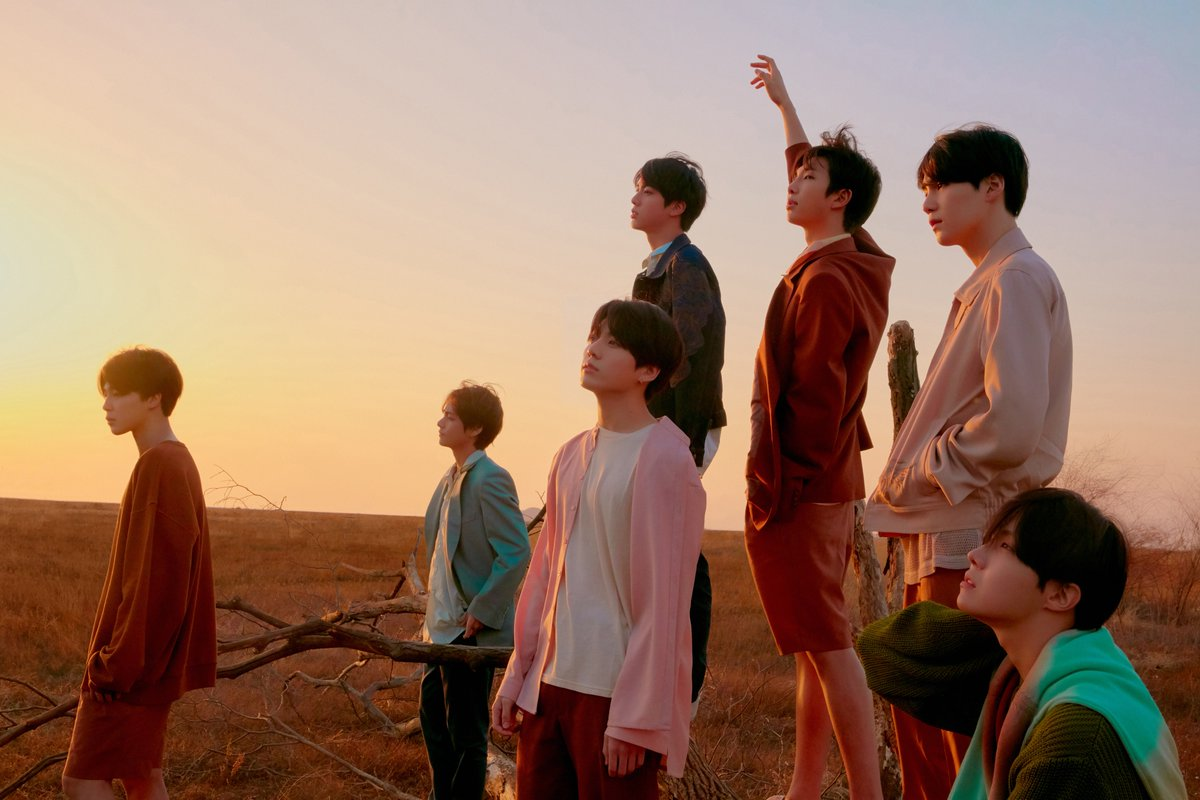Amazon Kirimkan Album 'Love Yourself: Tear' BTS Sebelum Dirilis?