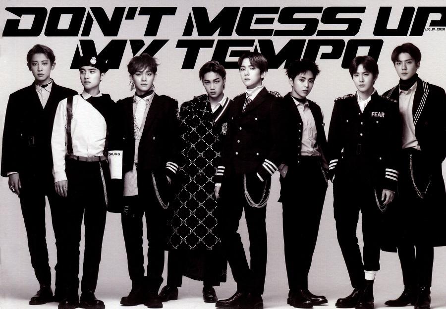 فرقة EXO تُصبح بائعة المليونية الخماسية رسميًا + تصنع التاريخ مع أكثر من عشرة ملايين نُسخة مباعة