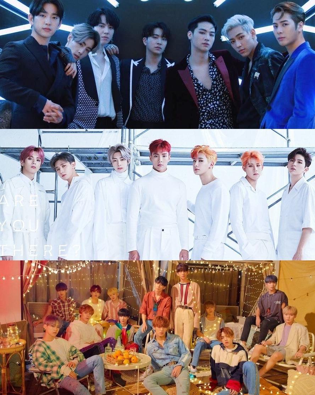 GOT7، MONSTA X، SEVENTEEN والمزيد يؤكدون حضورهم حفل جوائز MAMA 2018