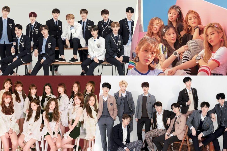 Wanna One، (G)I-DLE، IZ*ONE، Stray Kids والمزيد يؤكدون حضورهم حفل جوائز MAMA 2018 في كوريا