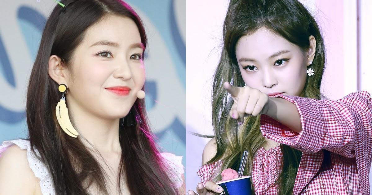 آيرين من Red Velvet تُشارك القصة حول تبادل الرقصات مع جيني من Black Pink!