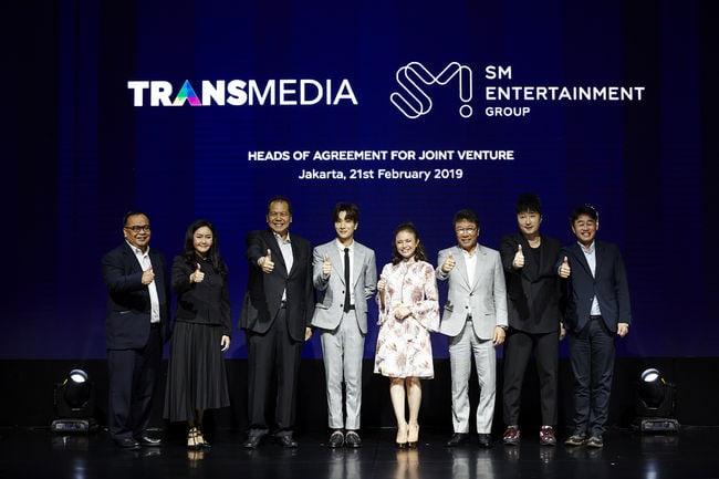 فرقة Super Junior تؤكد تعاونها مع المغنية الاندنوسية روزا + وكالة SM تؤسس مشروعًا مشتركًا مع شركة CT الاندنوسية!