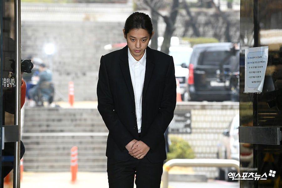 الشرطة تعتقل جونغ جون يونغ