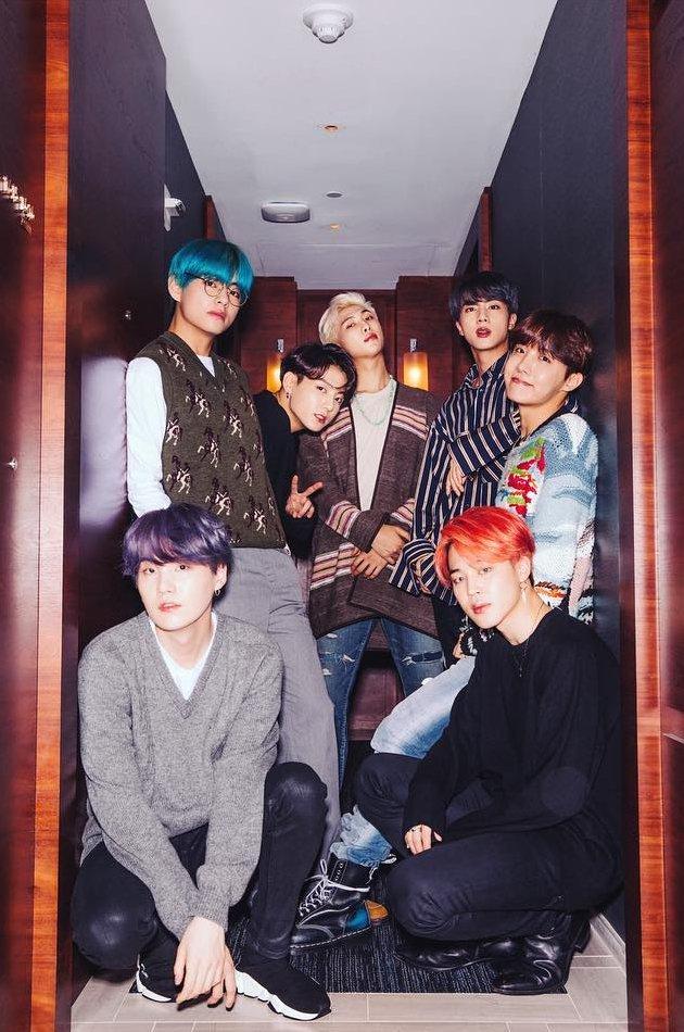 BTS يُدّونون تاريخًا جديدًا بتصدرهم المركز الثامن في مخطط HOT 100 مع 'Boy With Luv' كأول فرقة كورية تدخل مرتين ضمن أعلى 10 مراكز!