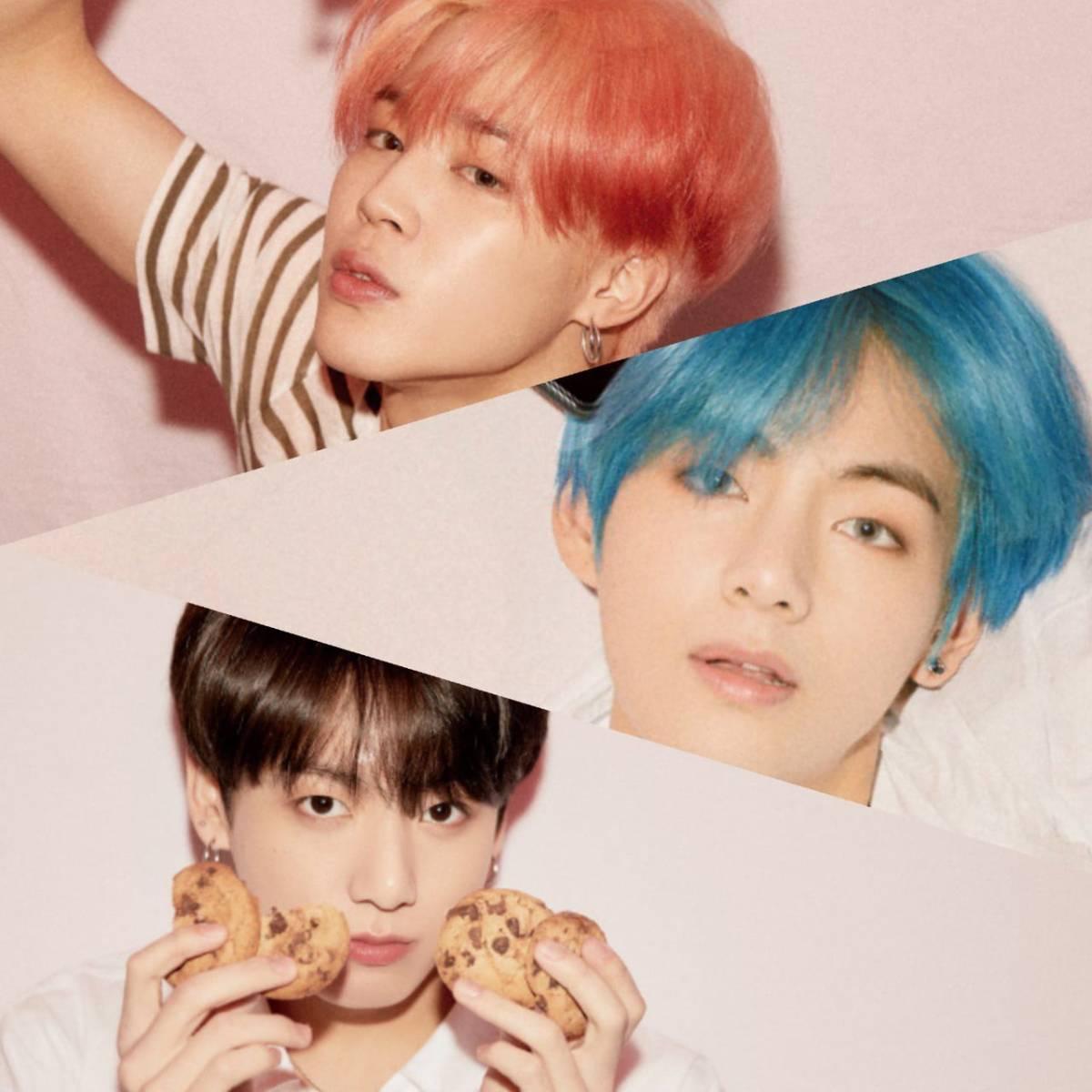 جيمين، ڤي وجونغكوك من BTS يتصدرون قيمة العلامة التجارية لشهر ابريل الخاصة بأعضاء فرق الفتيان