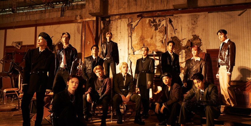 SEVENTEEN: Rock With You Comeback