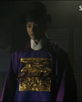 Yeongjo in court