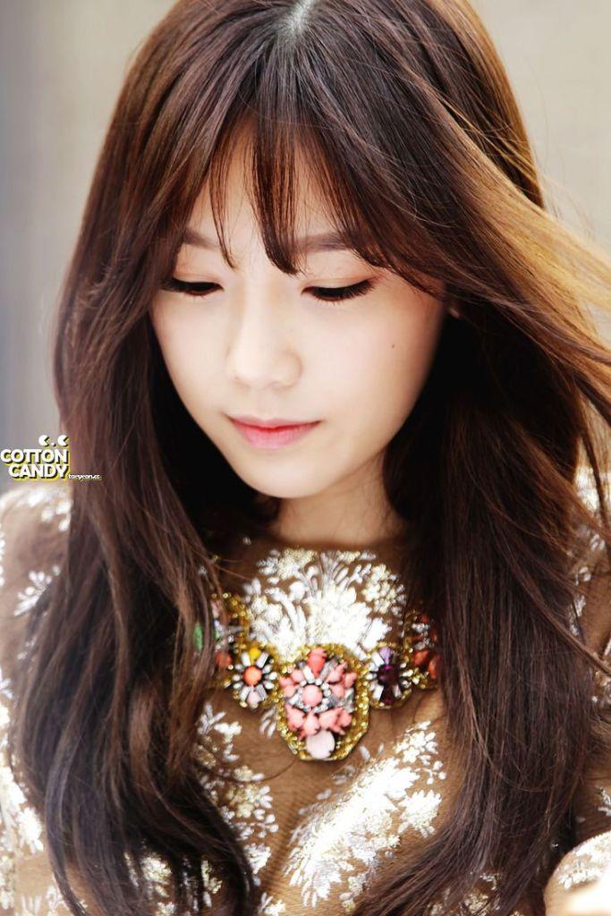 korean kpop girl group snsd see through wispy bangs for korean asian kpop idol women see through bangs hairstyles kpopstuff