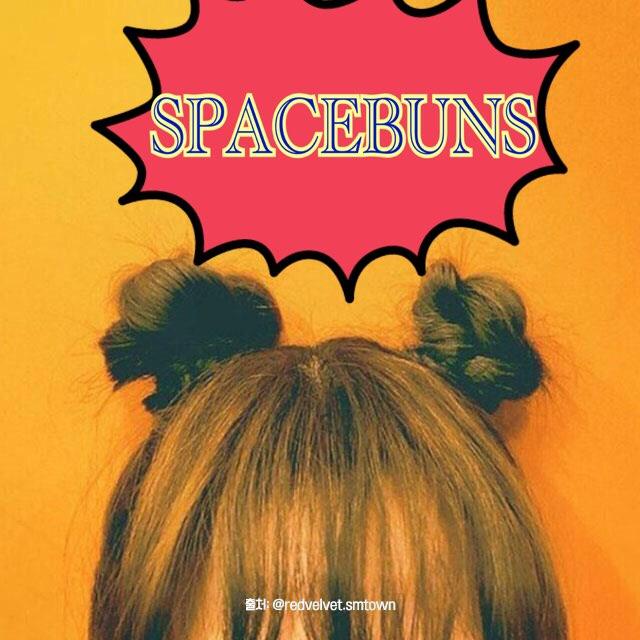 Korean kpop girl groups idol trending hairstyle spacebuns hair trends for girls women kpopstuff