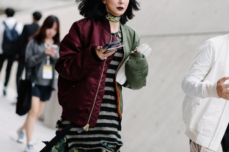 kpop idol korean model fall seoul fashion week styles for girls unique look kpopstuff