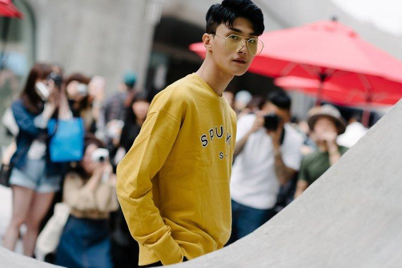seoul fashion week model korean styles for men guys kpopstuff