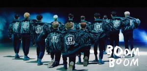 Seventeen BOOM BOOM MV