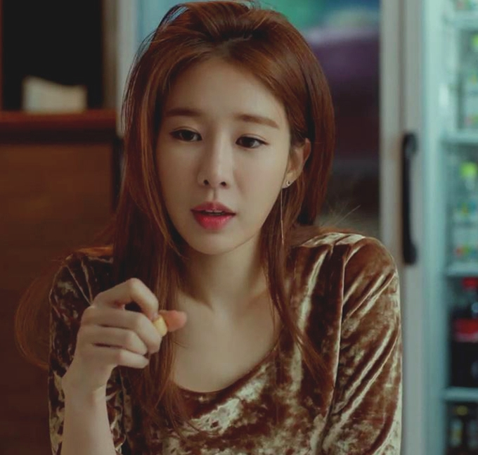 korean kdrama drama goblin actress yoo in na sunny down hairstyles for girls kpopstuff 드라마 도깨비 써니 머리 따라하기