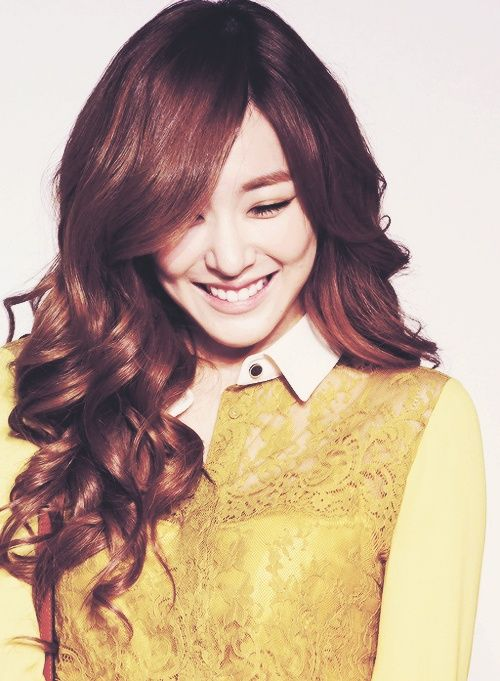 kpop girl group korean girls generation snsd tts tiffany curly wavy hair for girls kpopstuff