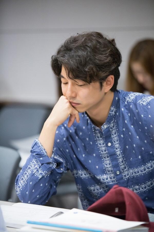 GONG YOO S GOBLIN HAIRSTYLE Kpop Korean Hair and Style