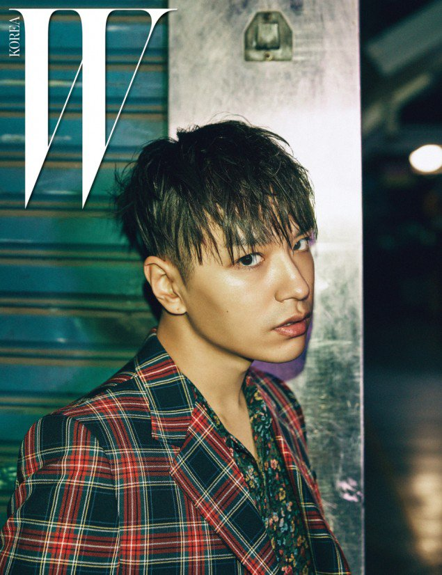 Korean rapper smtm5 simon dominic two block haircut wet hairstyle haircut for guys kpopstuff