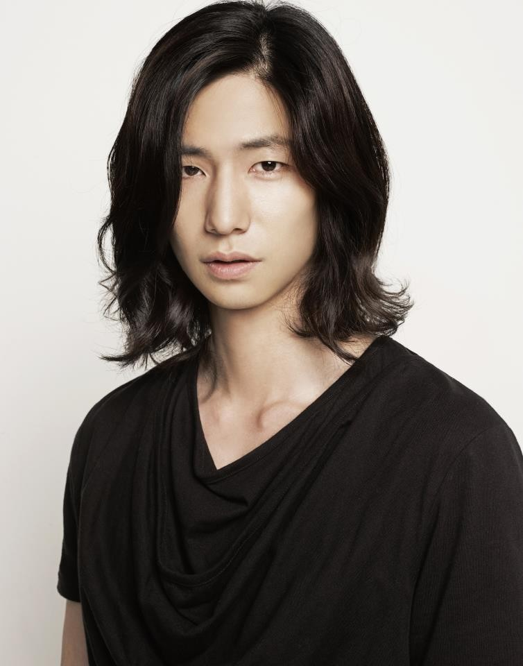 korea korean drama kdrama actor model song jae rim long hair hairstyles for guys kpopstuff