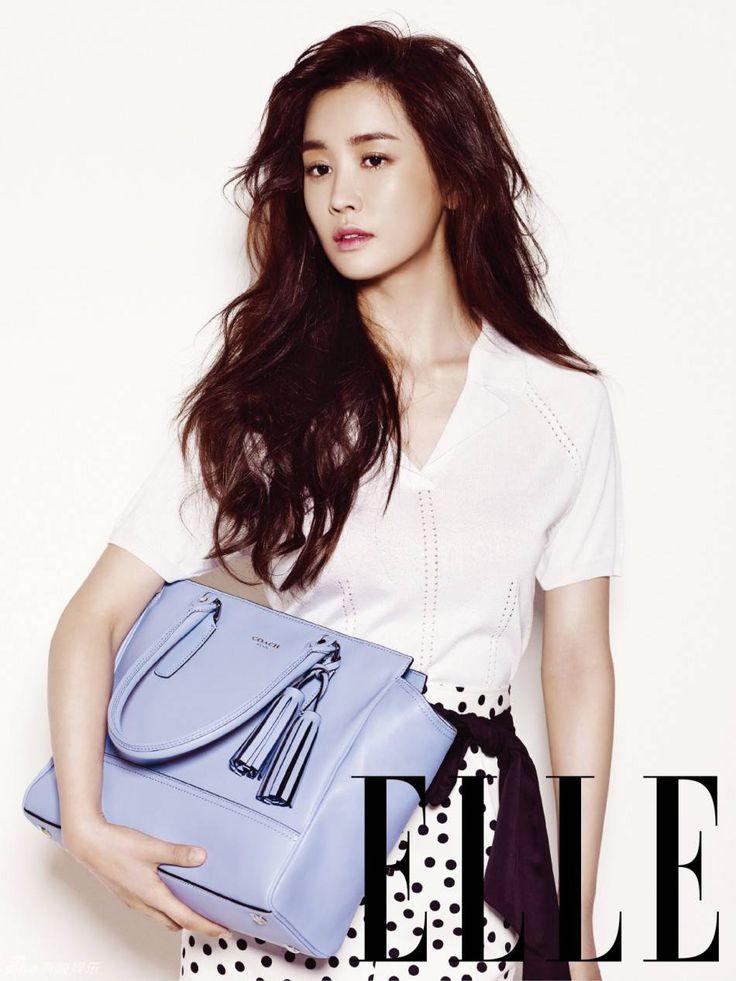 Korea korean drama kdrama kmovie actress lee da hae photoshoot long wavy hair boho hippie hairstyles for girls kpopstuff