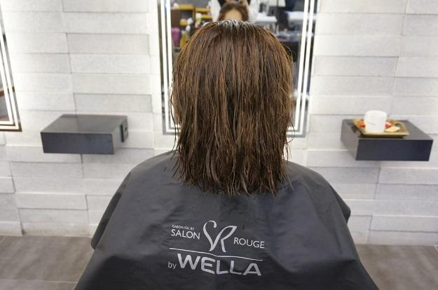 short haircut c-curl perm with see through bangs kpop idol fall winter hairstyles for korea korean girls women kpopstuff before styling